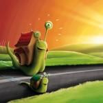 La ballade des escargots heureux