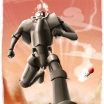 Missile target