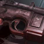 star wars - dl44 - han solo gun's -blender
